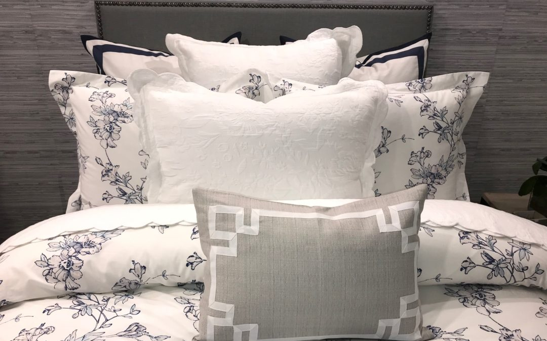 Hilary Farr Designs Bedding Collection Launch