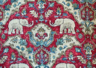 Loxodonta_308 Vintage Red