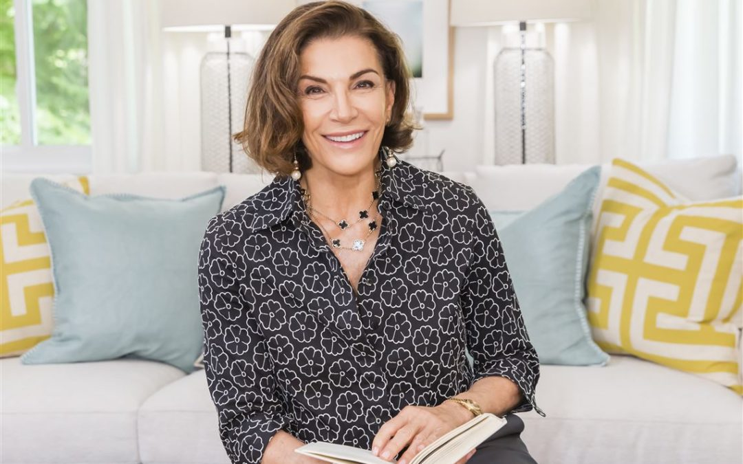 Take Five with Patricia Sheridan and … Hilary Farr